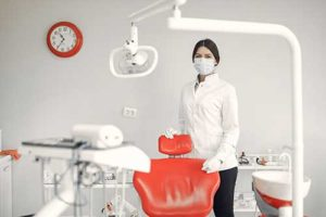dentist ready to help with ridge augmentation